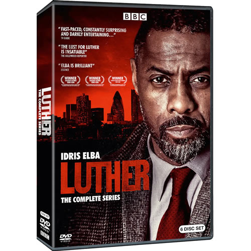 Luther Box Set (6-Disc DVD)