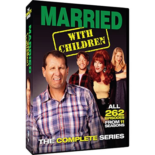 Married with Children Box Set (21-Disc DVD)