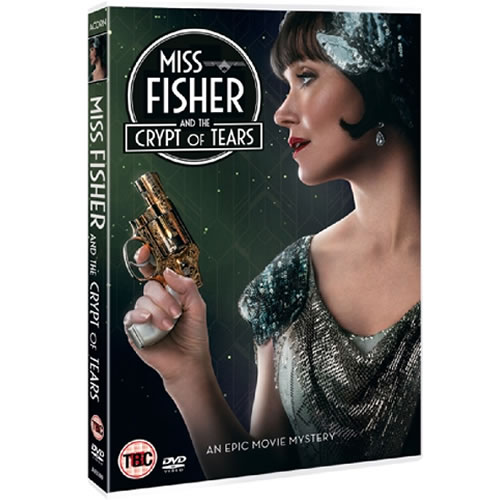 Miss Fisher & the Crypt of Tears (1-Disc DVD)