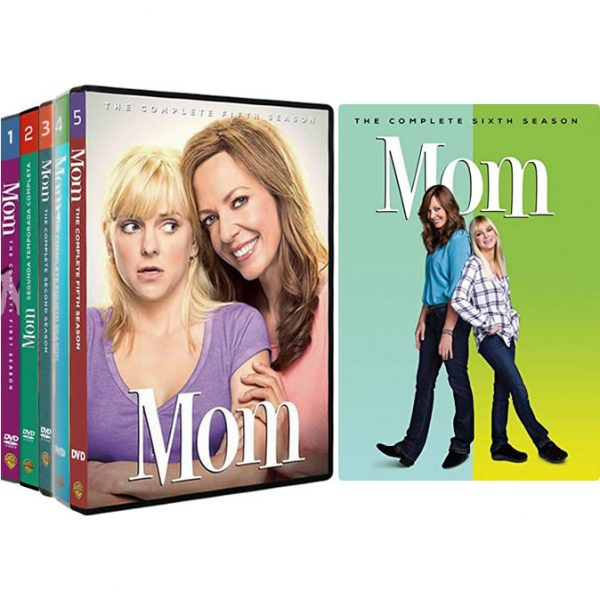 Mom Complete Series 1-6 (18-Disc DVD)