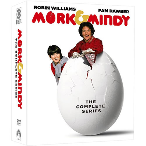 Mork & Mindy Complete Series DVD Box Set