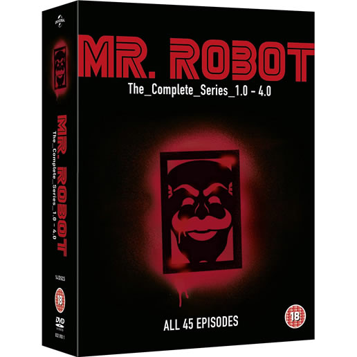 Mr. Robot Box Set (14-Disc DVD)
