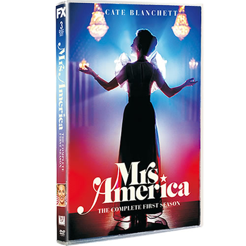 Mrs. America Season 1 DVD
