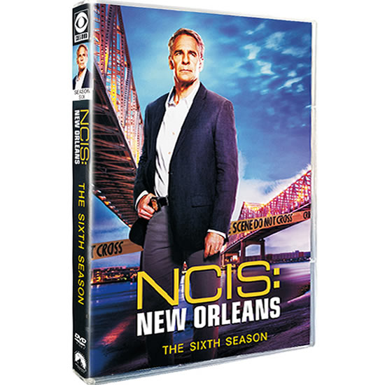 NCIS: New Orleans - The Complete Season 6 (5-Disc DVD)