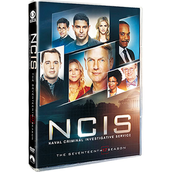 NCIS - The Complete Season 17 (5-Disc DVD)