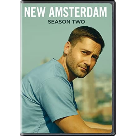 New Amsterdam - The Complete Season 2 (4-Disc DVD)