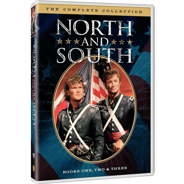 North and South Box Set (8-Disc DVD)