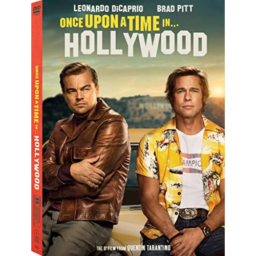 Once upon a Time in Hollywood (1-Disc DVD)