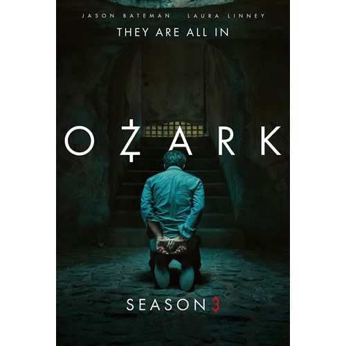 Ozark - The Complete Season 3 (3-Disc DVD)
