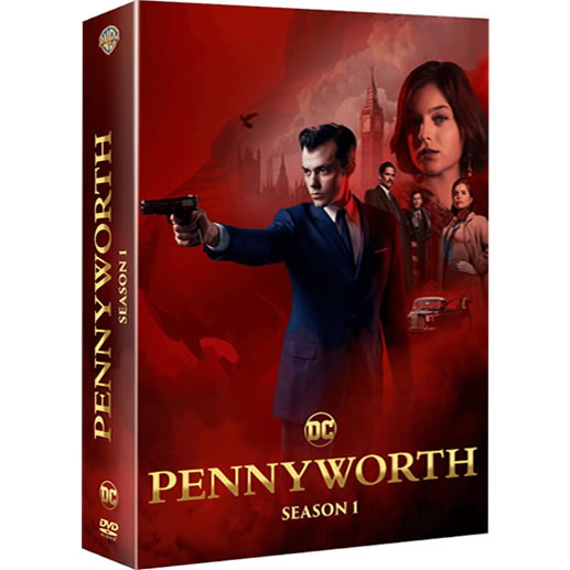 Pennyworth - The Complete Season 1 (3-Disc DVD)