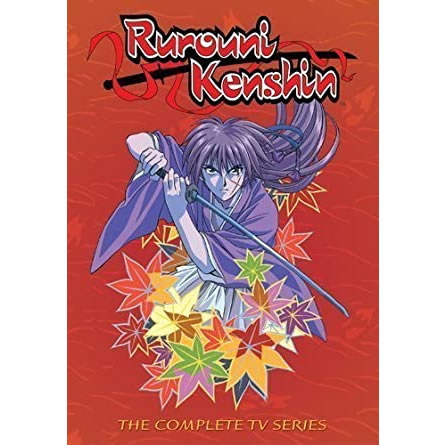 Rurouni Kenshin Box Set (22-Disc DVD)