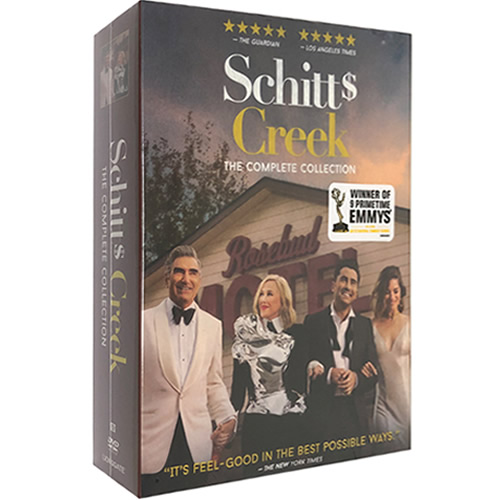 Schitts Creek The Complete Collection DVD