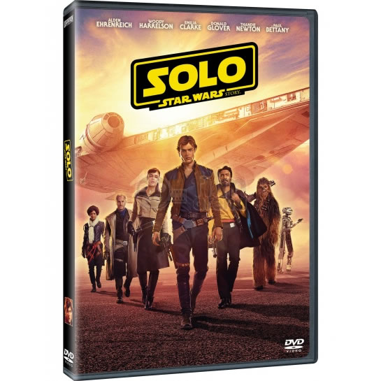 Solo: A Star Wars Story (1-Disc DVD)