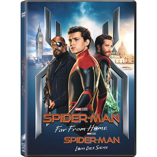 Spider-Man: Far from Home (1-Disc DVD)