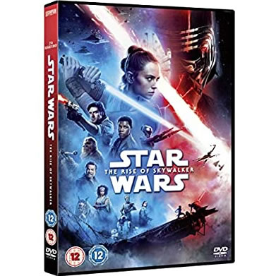 Star Wars 9: The Rise of Skywalker (1-Disc DVD)