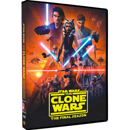 Star Wars: The Clone Wars - The Complete Season 7 (3-Disc DVD)