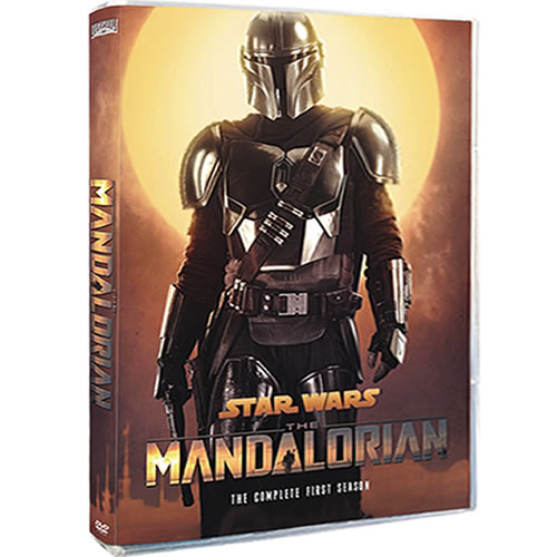 Star Wars: The Mandalorian - The Complete Season 1 (2-Disc DVD)
