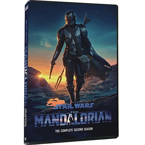Star Wars: The Mandalorian - The Complete Season 2 (2-Disc DVD)