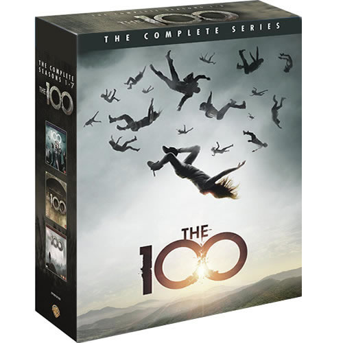 The 100 Complete Series DVD Box Set