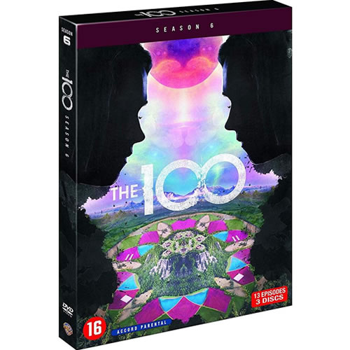The 100 - The Complete Season 6 (3-Disc DVD)