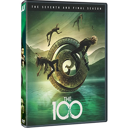 The 100 Season 7 DVD