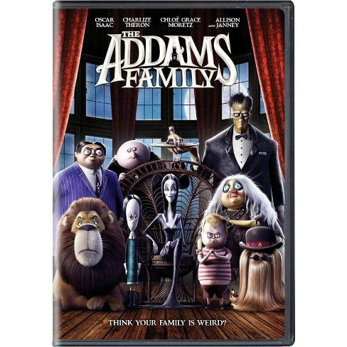 The Addams Family (1-Disc DVD)