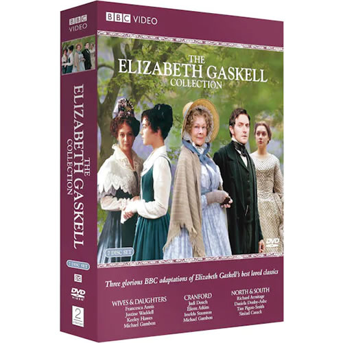 The Elizabeth Gaskell Collection (7-Disc DVD)