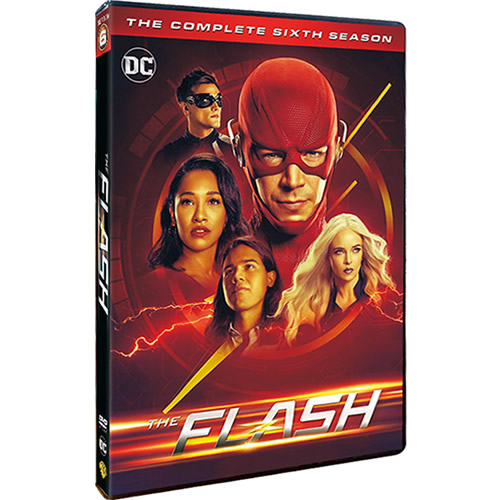 The Flash - The Complete Season 6 (5-Disc DVD)