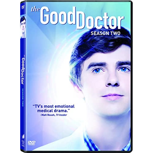 The Good Doctor - The Complete Season 2 (4-Disc DVD)