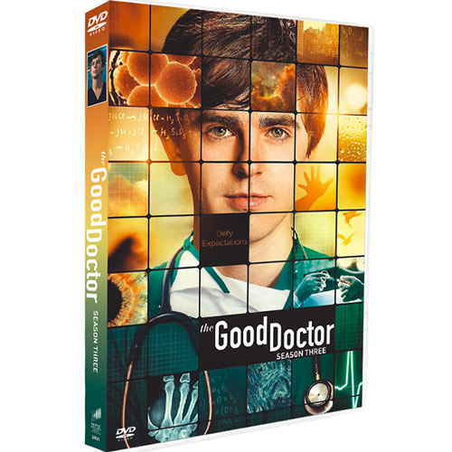 The Good Doctor - The Complete Season 3 (4-Disc DVD)