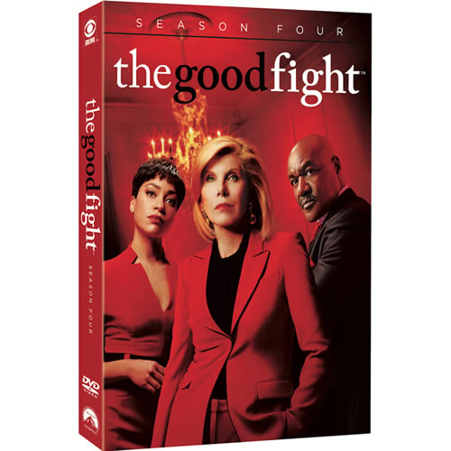 The Good Fight - The Complete Season 4 (2-Disc DVD)