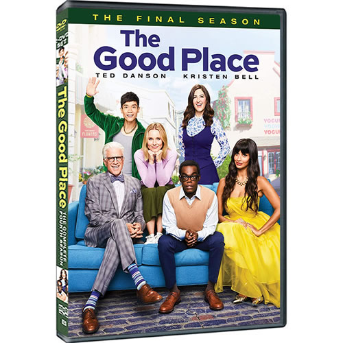 The Good Place Season Final DVD