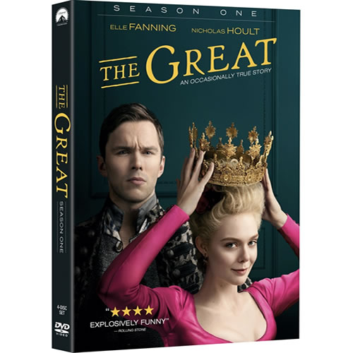 The Great - The Complete Season 1 (4-Disc DVD)