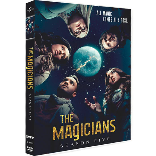 The Magicians - The Complete Season 5 (3-Disc DVD)
