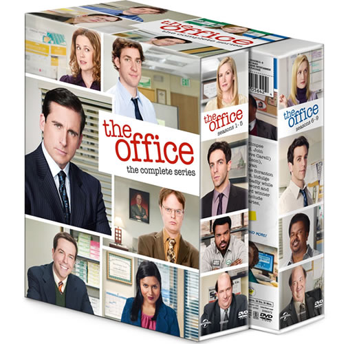 The Office Complete Series 1-9 (38-Disc DVD)