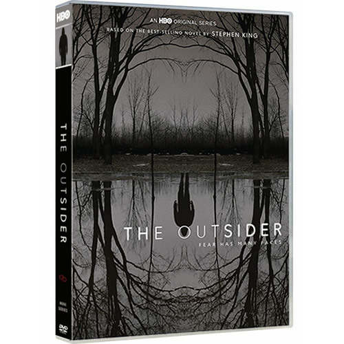 The Outsider - The Complete Season 1 (3-Disc DVD)