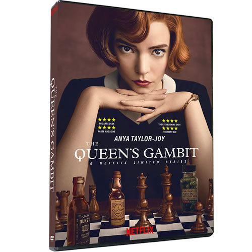 The Queen's Gambit DVD