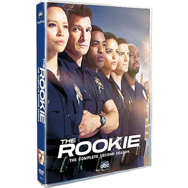 The Rookie - The Complete Season 2 (4-Disc DVD)