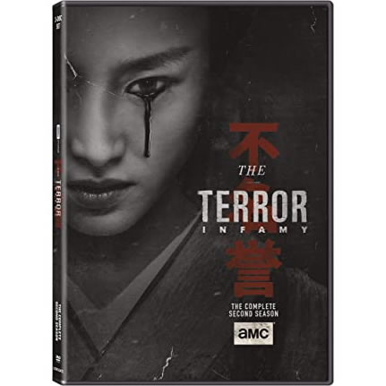 The Terror Season 2 DVD