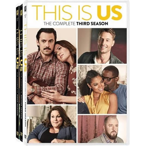 This is Us Complete Series 1-3 (15-Disc DVD)