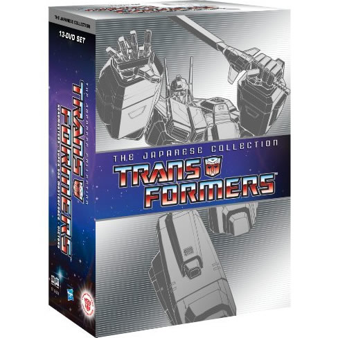 Transformers: the Japanese Collection (13-Disc Box Set)