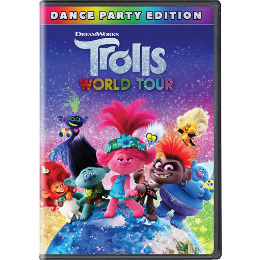 Trolls World Tour (1-Disc DVD)