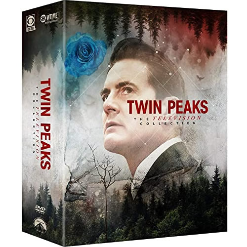 Twin Peaks: The Television Collection (17-Disc DVD)