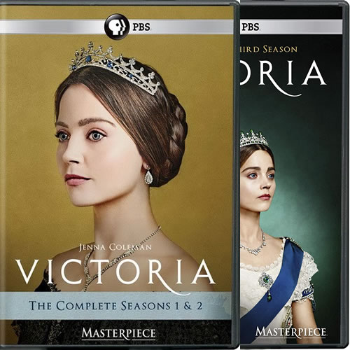 Victoria Complete Series 1-3 (9-Disc DVD)