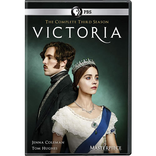 Victoria - The Complete Season 3 (3-Disc DVD)