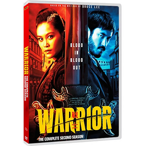 Warrior - The Complete Season 2 (3-Disc DVD)
