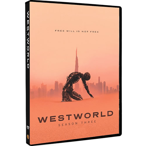 Westworld - The Complete Season 3 (3-Disc DVD)
