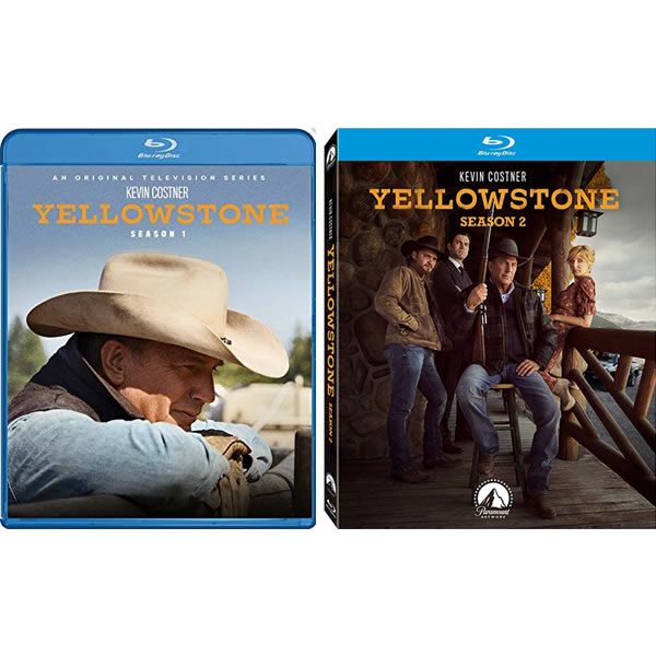 Yellowstone Complete Season 1 Blu-ray Region Free On Sale