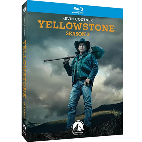 Yellowstone Season 3 Blu-ray Region Free On Sale