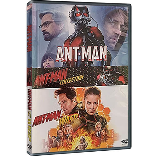 Ant-man 1-2 Collection DVD
